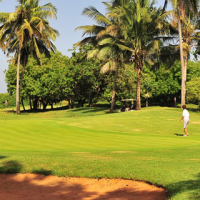 Golf at Leisure Lodge, Diani